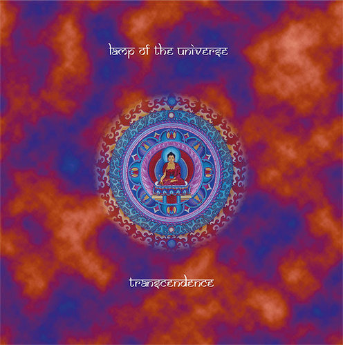 "LAMP OF THE UNIVERSE ""transcendence"" LP black"