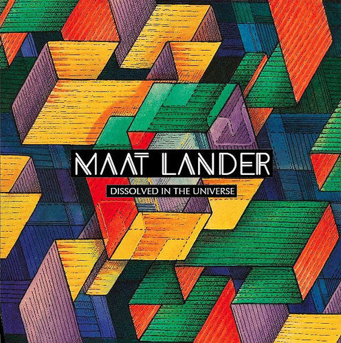 "MAAT LANDER ""Dissolved in the Universe"" LP DIE HARD"