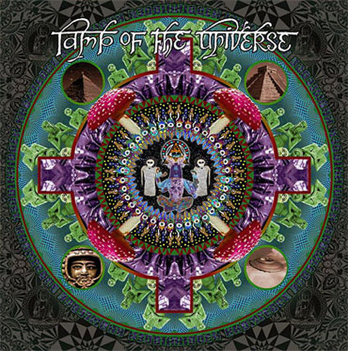 "LAMP OF THE UNIVERSE ""hidden knowledge"" LP green"