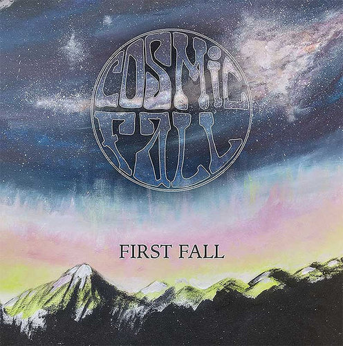 "COSMIC FALL ""First Fall"" LP coloured"