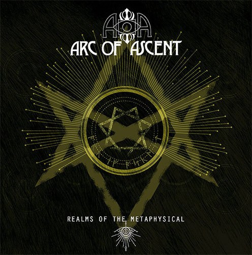 "ARC OF ASCENT & ""Realms of the metaphysical"" LP coloured"