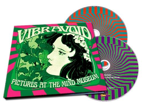 VIBRAVOID - PICTURES AT THE MIND MUSEUM (2CD)