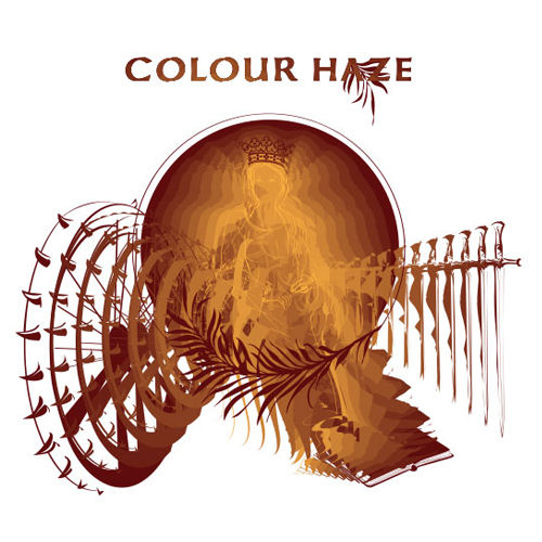 "COLOUR HAZE ""She Said"" LP black"